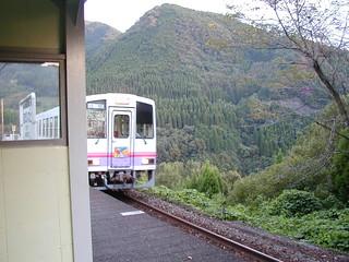 Reminiscence of Takachiho Railway