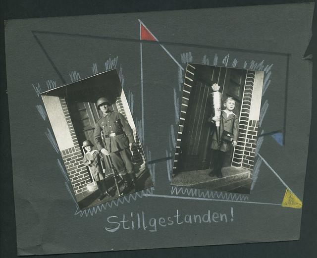 Archiv O690 Stillgestanden! WWII, 1940er