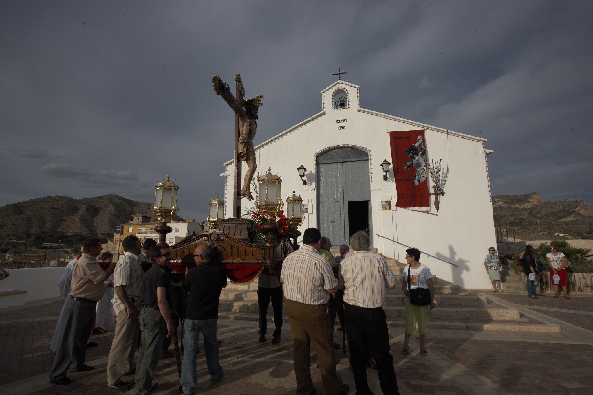 (2009-06-26) Vía Crucis de bajada - Heliodoro Corbí Sirvent (67)