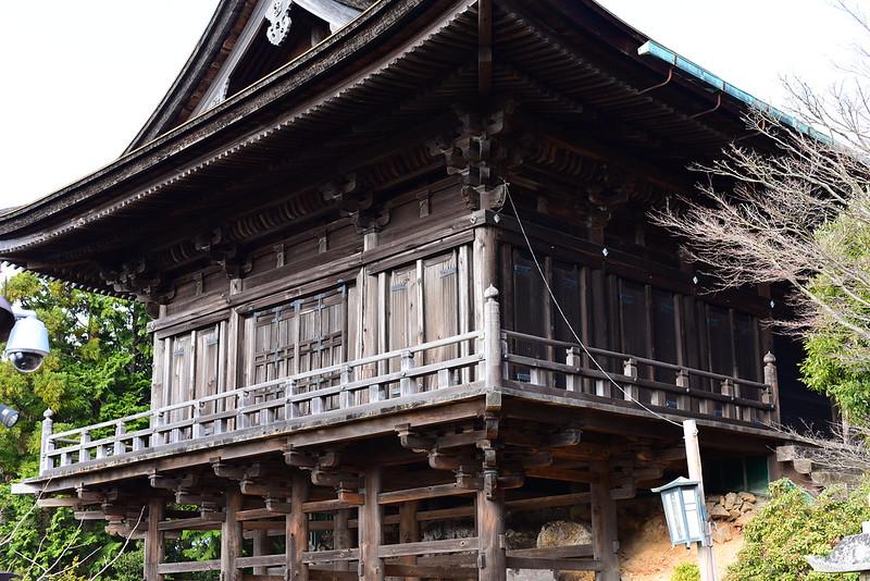 上醍醐寺如意輪堂