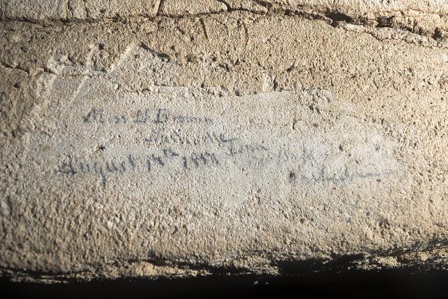 Mammoth Cave, Mammoth Cave National Park, Edmonson County, Kentucky