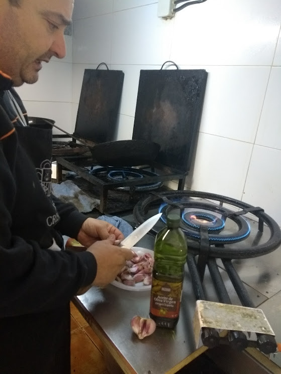 (2017-12-17) Almuerzo Costalero Navideño - José Vicente Romero Ripoll (1)