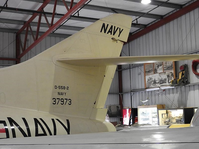 Douglas D-558-2 Skyrocket 4
