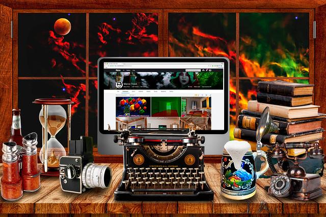 My photography studio