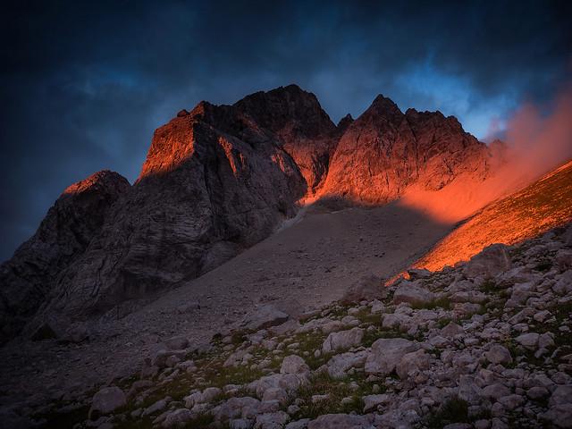 Jalovec - Julian Alps