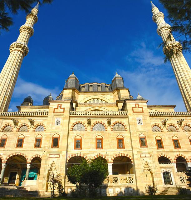 Selimiye Cami (Selimiye Mosque)