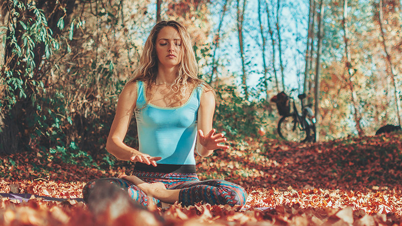 Got A Craving? Give This Breathing Exercise A Try