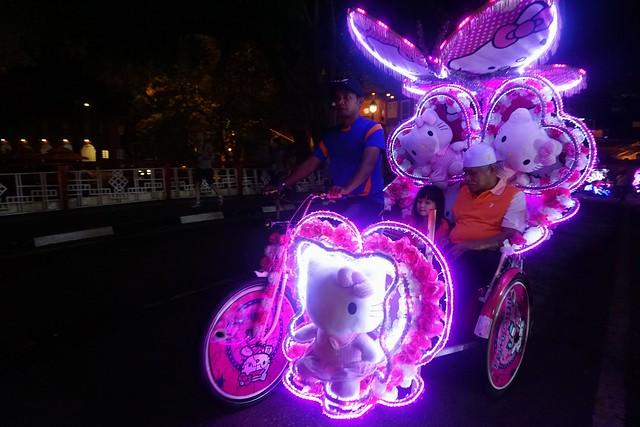 Rickshaw - Malacca