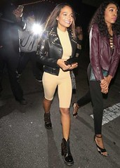 Christina Milian ? Night out in West Hollywood