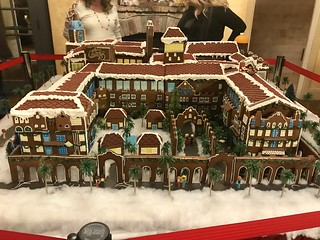 mission inn gingerbread house | by The Spohrs Are Multiplying...