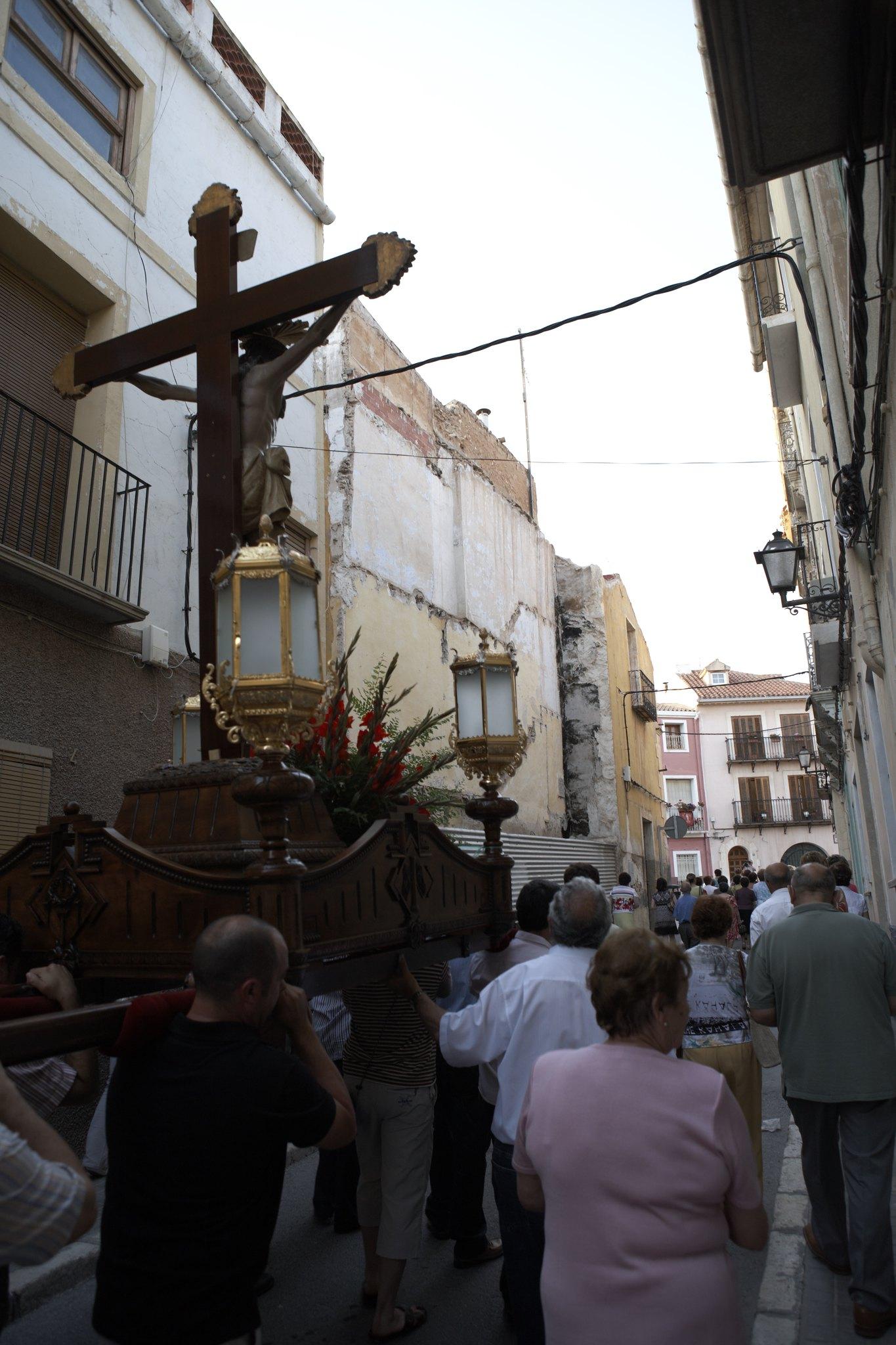 (2008-06-27) Vía Crucis de bajada - Heliodoro Corbí Sirvent (77)