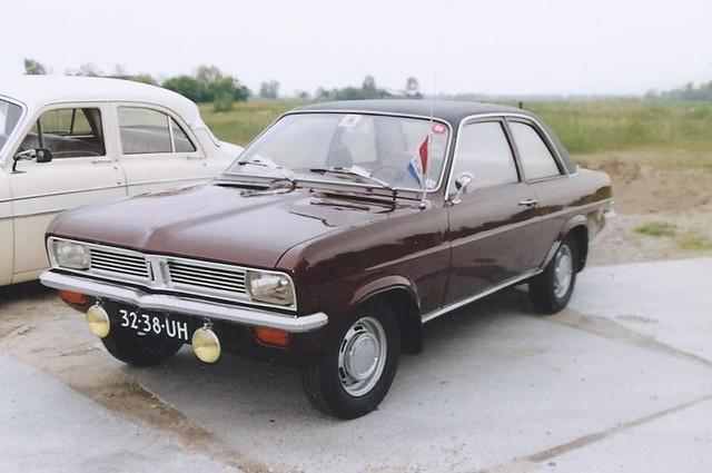 Vauxhall Viva 1.2 1972