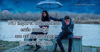 7 Imágenes De Amor Bajo La Lluvia Con Frases Románticas