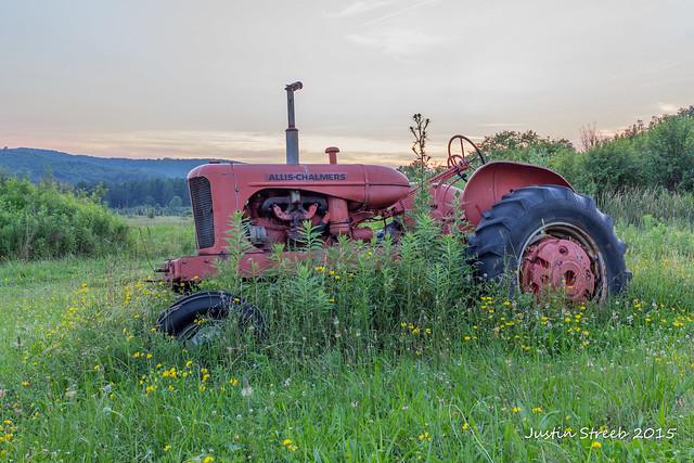NY Tractor 2