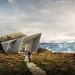 NEjnovější Messnerovo muzeum na vrcholu Kronplatzu