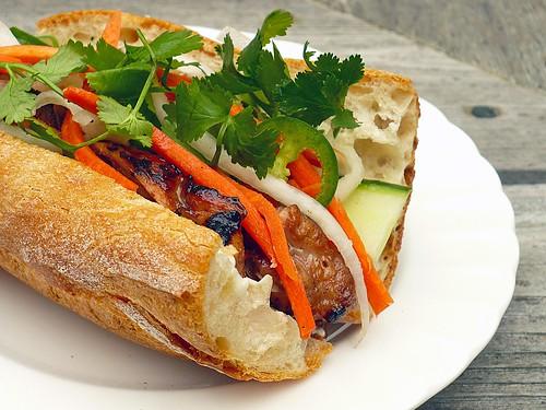 Banh mi Viet Nam - Bánh mì