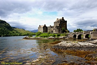 Eilean Donan castle 2015 | by Lord Skully