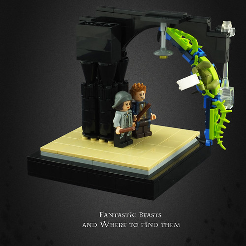 Fantastic Beasts and Where to Find Them – Escape!