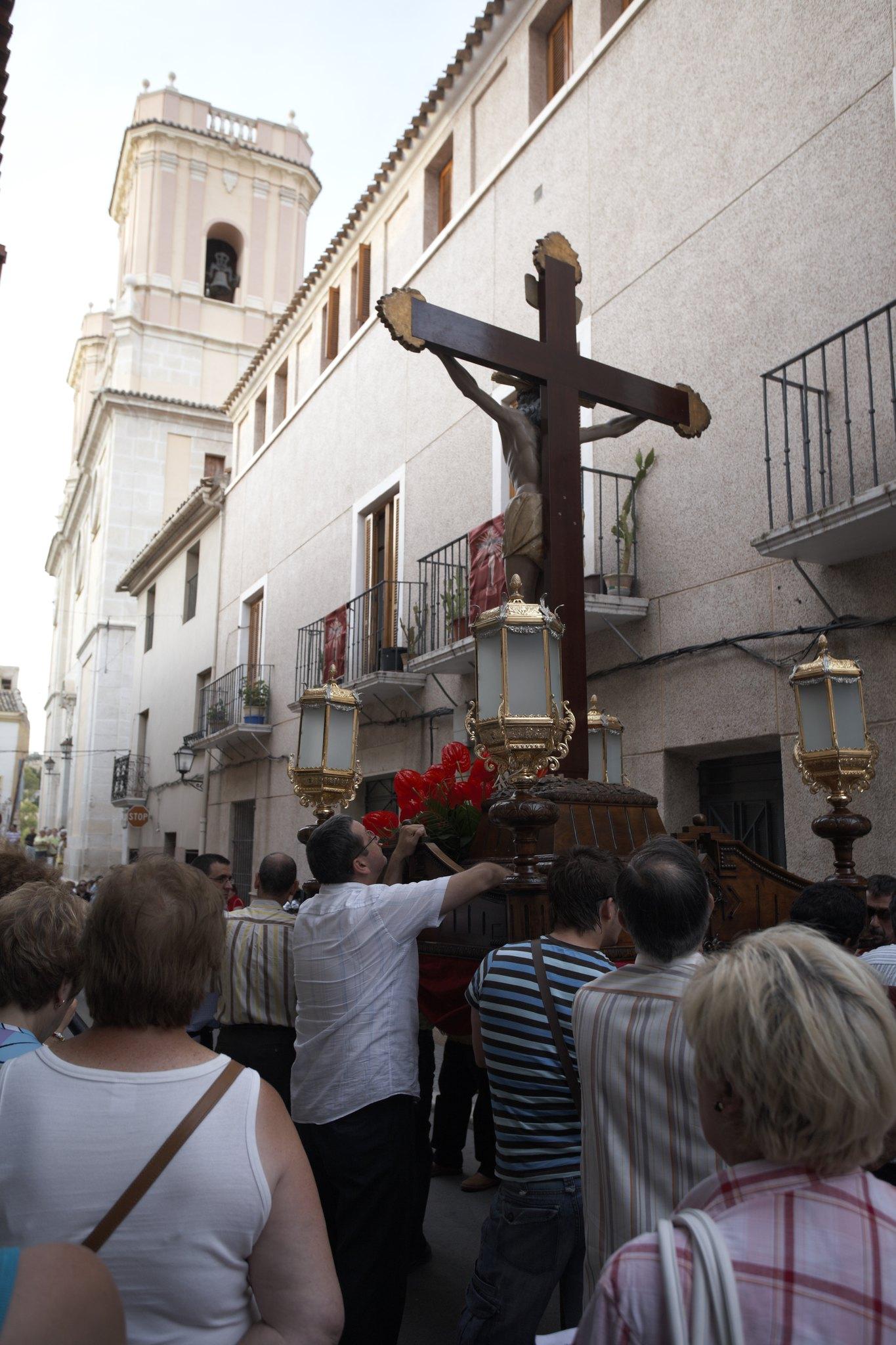 (2009-06-26) Vía Crucis de bajada - Heliodoro Corbí Sirvent (122)