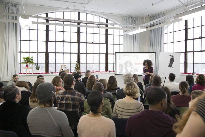 CreativeMornings / Buffalo / Julia Bottoms-Douglas