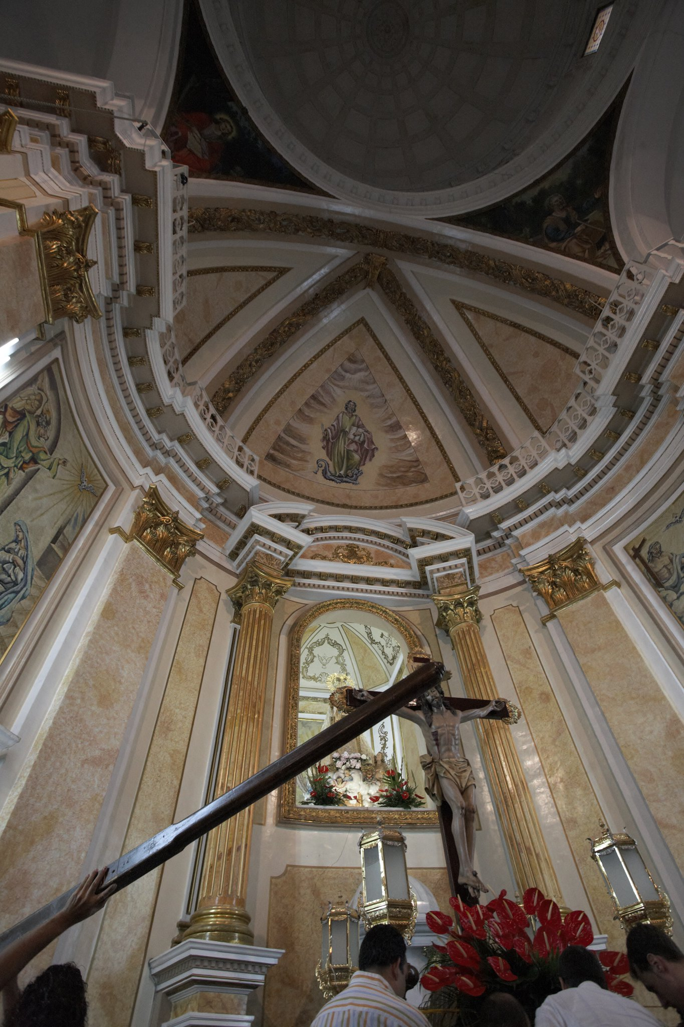 (2009-06-26) Vía Crucis de bajada - Heliodoro Corbí Sirvent (148)