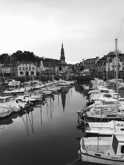 Port de Binic - Bretagne - France