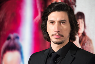 Star Wars: The Last Jedi Japan Premiere Red Carpet: Adam Driver | by Dick Thomas Johnson