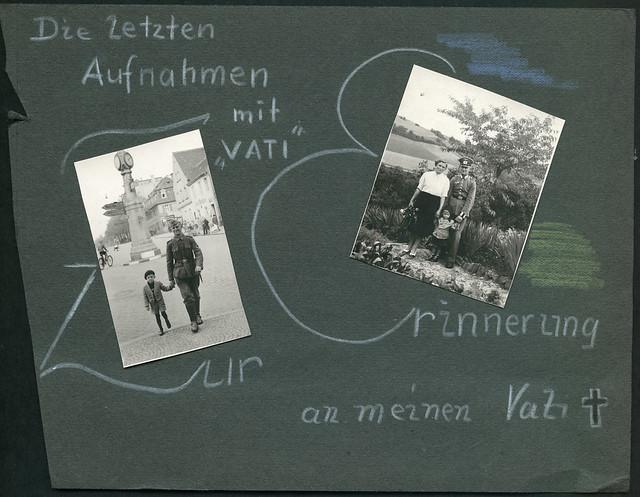 Archiv O688 Die letzten Aufnahmen mit Vati, 1940er