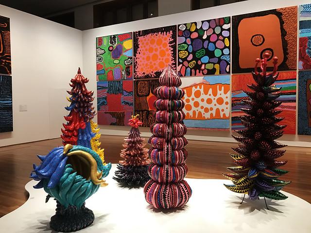 Yayoi Kusama Artworks