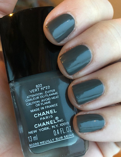 Chanel Vert No 22 | by purple yellow