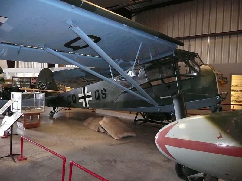 Fieseler Fi-156C Storch 1