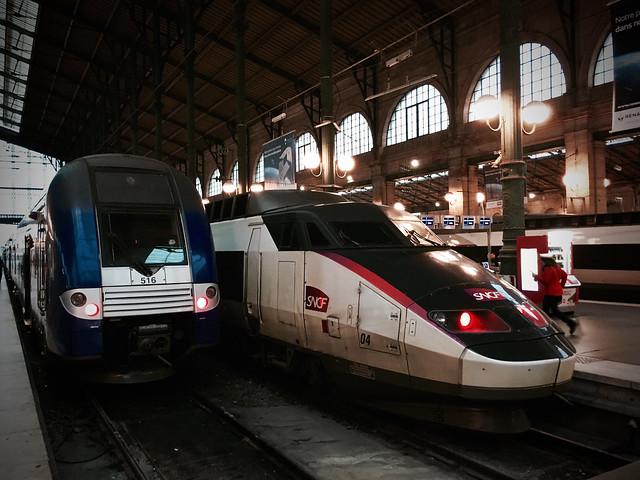 Paris Gare du Nord 7