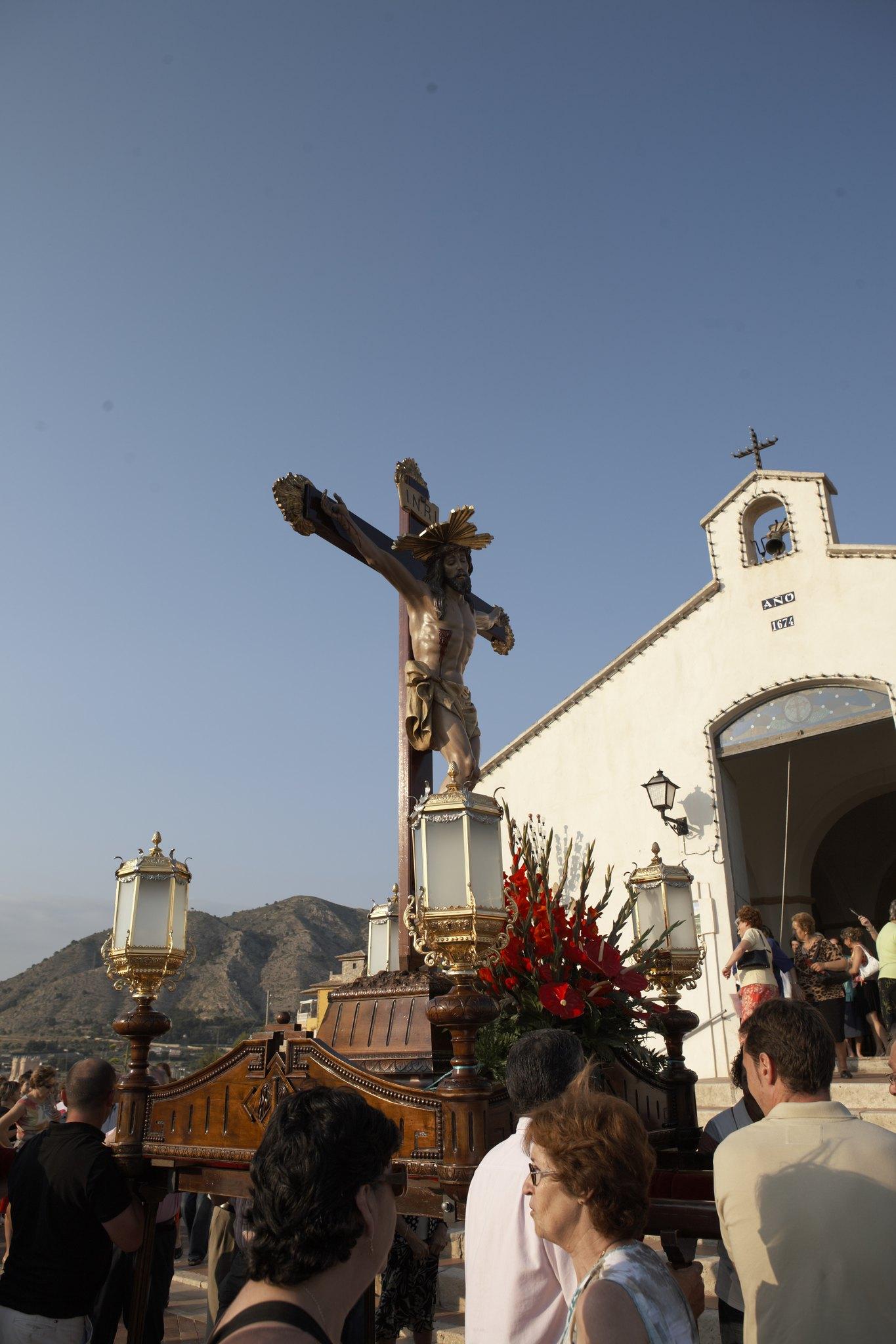 (2008-06-27) Vía Crucis de bajada - Heliodoro Corbí Sirvent (17)