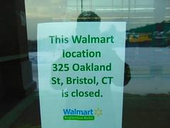Abandoned Walmart Neighborhood Market (Bristol, Connecticut)