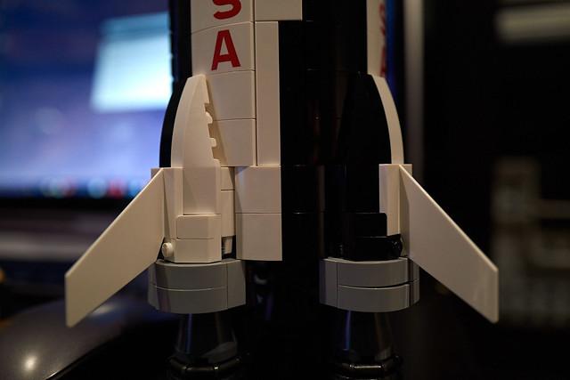 lego rocket engines