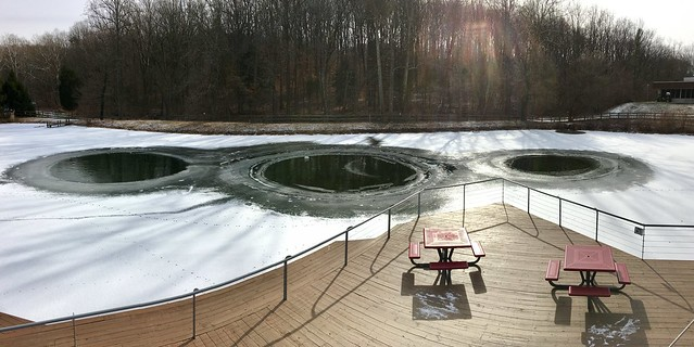 Park School ~ 3 eyed ice