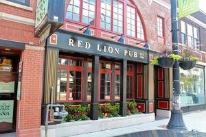 Red Lion Pub - Chicago
