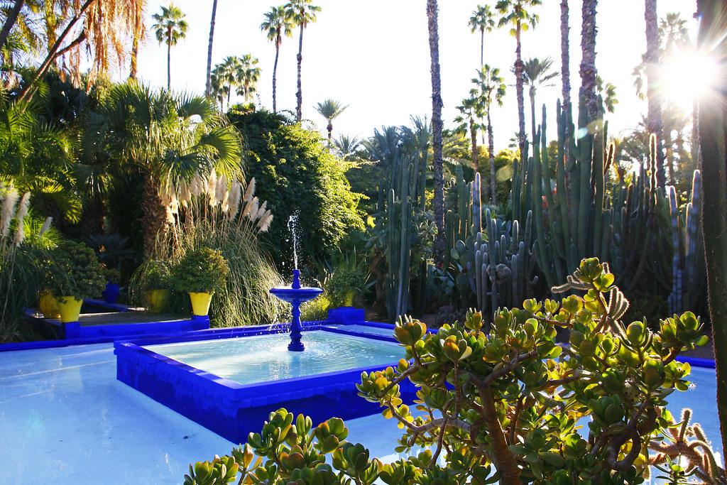 Jardin Majorelle Marrakech Imke Sta Flickr