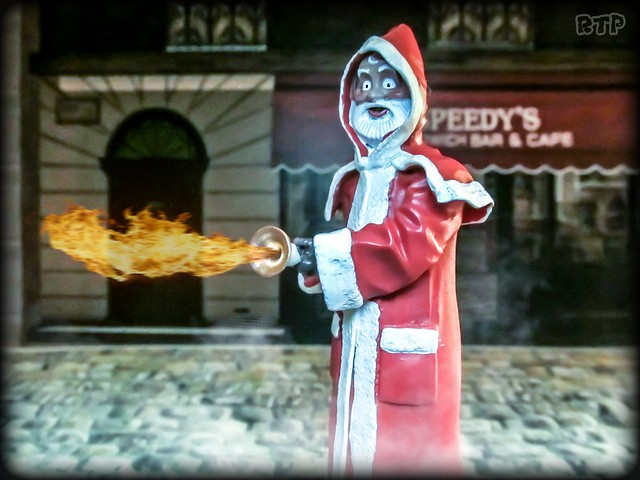 Santa is a Robot