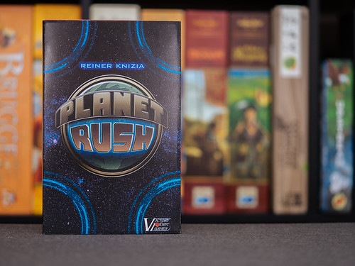Planet Rush | by Doctor Meeple