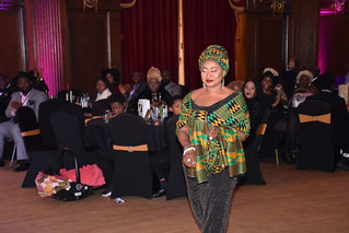 DSC_6922 Black British Entertainment Awards BBE Dec 2017 at Porchester Hall London by Jean Gasho Co Founder of BBE with Maria Lovell CEO of The Ghana Society UK and Miss Tourism Ghana UK