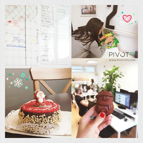 pivot office life with santa | by Pivot270