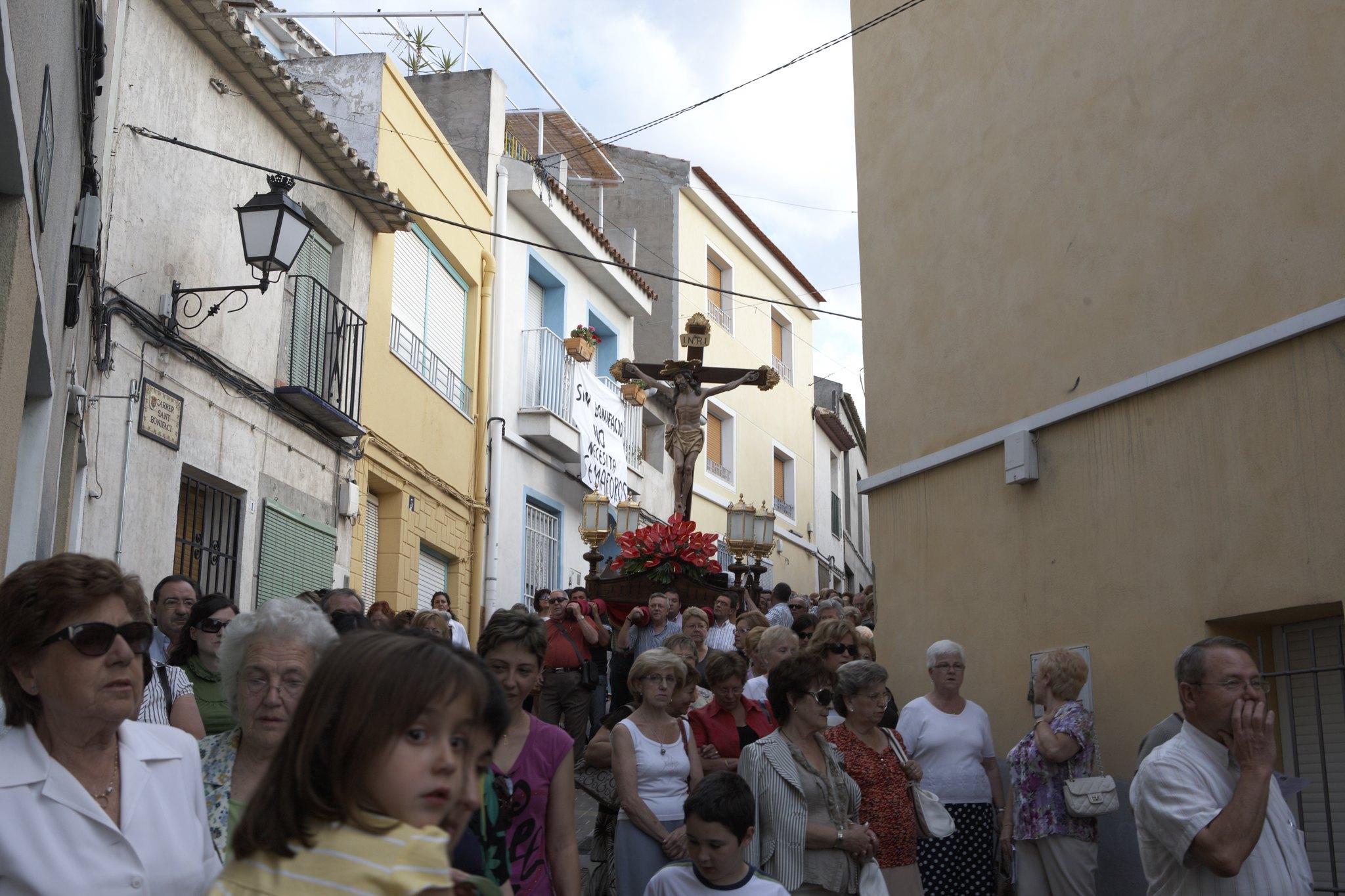 (2010-06-25) Vía Crucis de bajada - Heliodoro Corbí Sirvent (16)