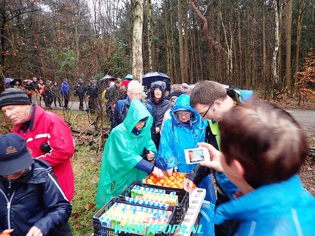2017-12-27 Bennekomse-    Bossentocht         24 Km    (55)