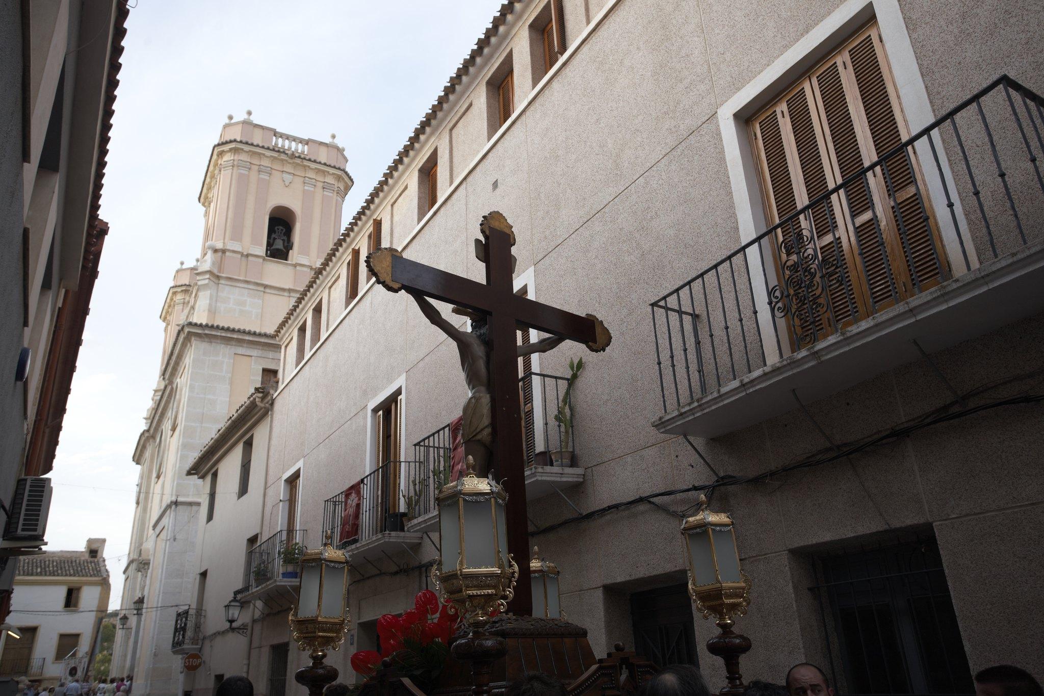 (2009-06-26) Vía Crucis de bajada - Heliodoro Corbí Sirvent (119)