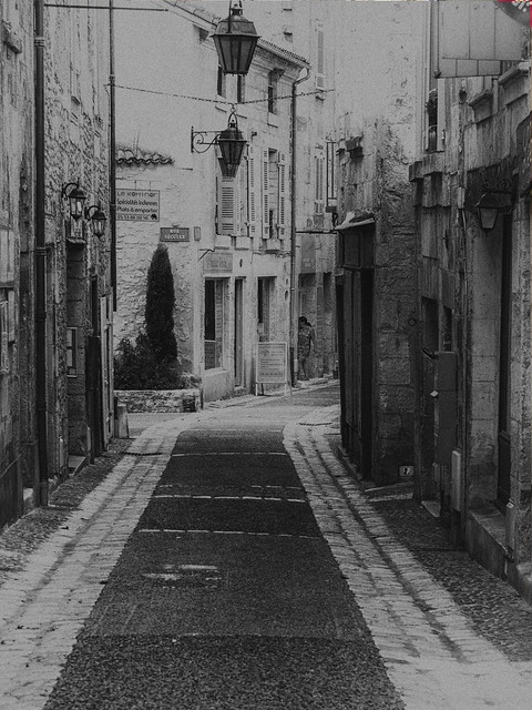 Back streets Perigueux