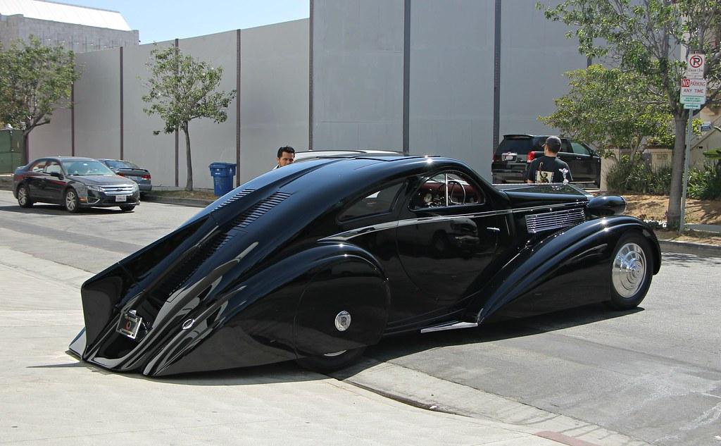 1925 Rolls Royce Phantom >> 1925 Rolls Royce Phantom I Aerodynamic Coupe By Jonckheere