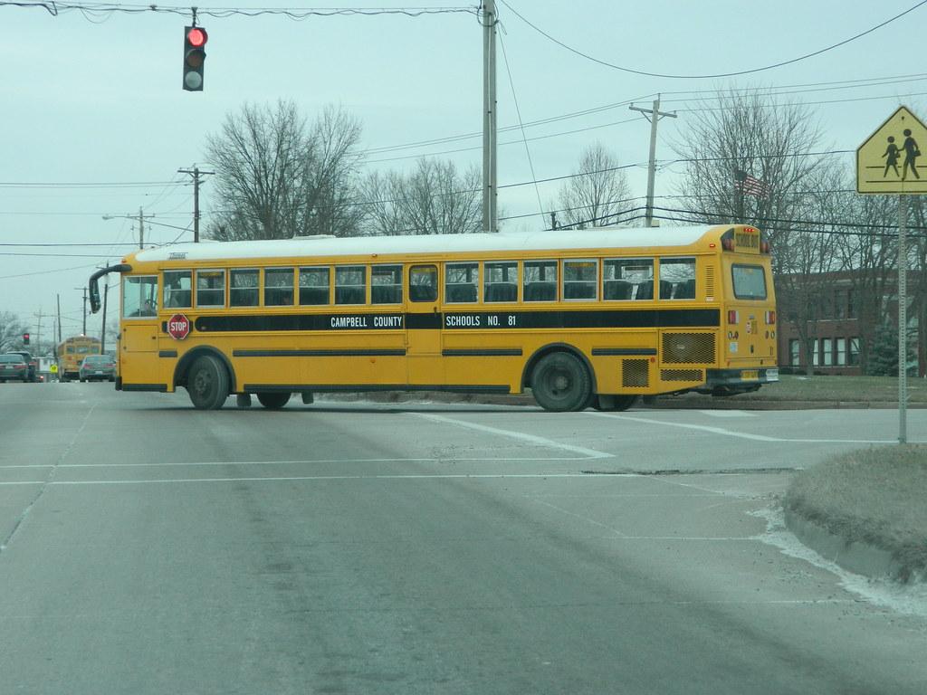 Campbell County Schools 81 | Cincinnati NKY Buses | Flickr