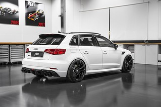 2017 ABT RS3 Sportback - with 500hp - 03   by Az online magazin