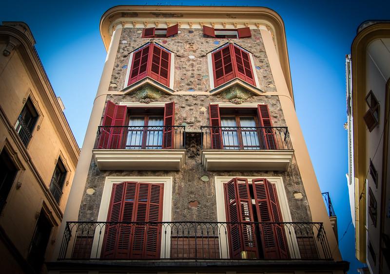 Antigua  Casa de las Medias, Palma